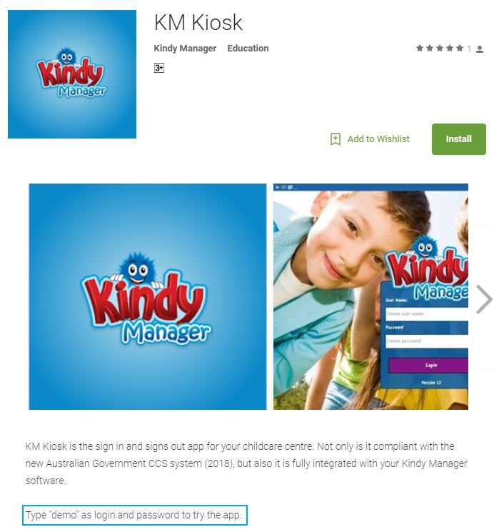 KM Kiosk on Google Play