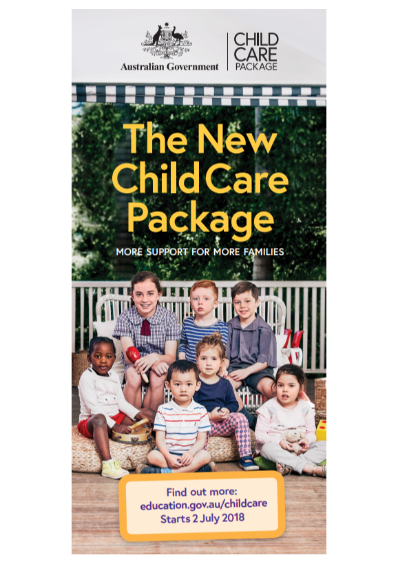 New Child Care Package
